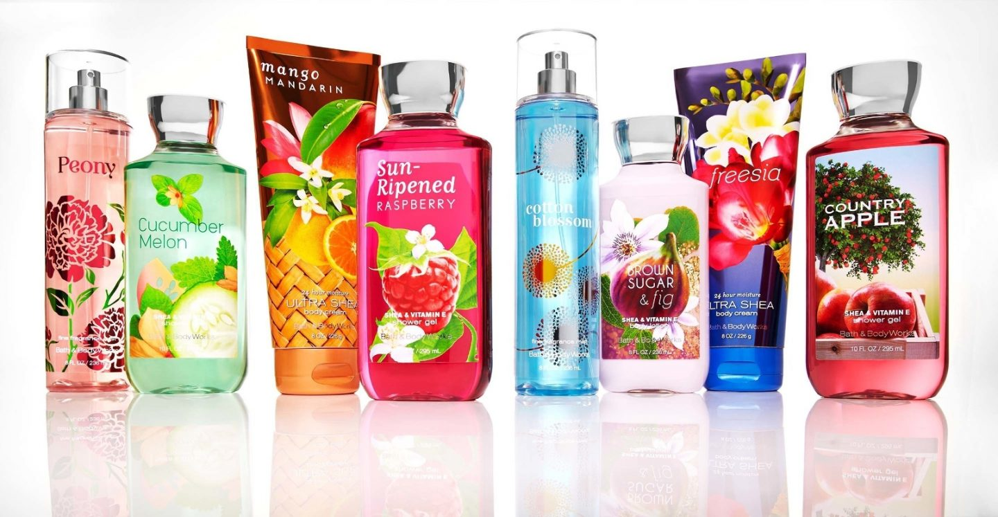Bath & Body Works Bringing Back Classic Fragrances