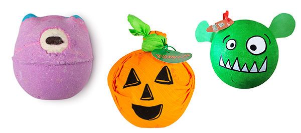 Lush Unveils Halloween 2016 Collection