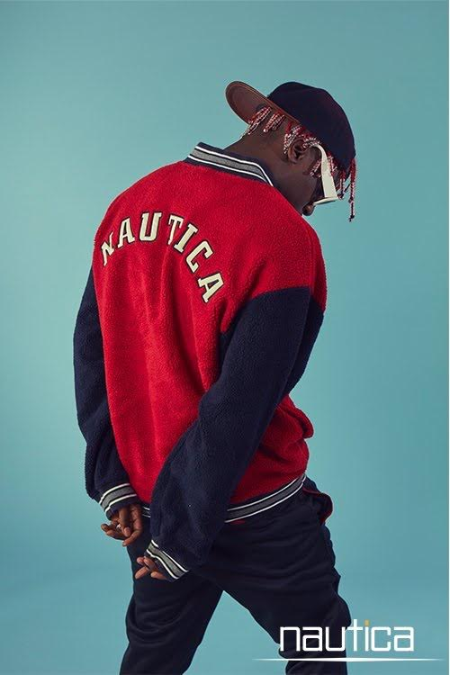 Nautica Signs Lil Yachty as a Creative Director