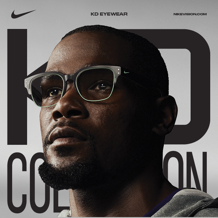 Nike Vision Partners With Kevin Durant