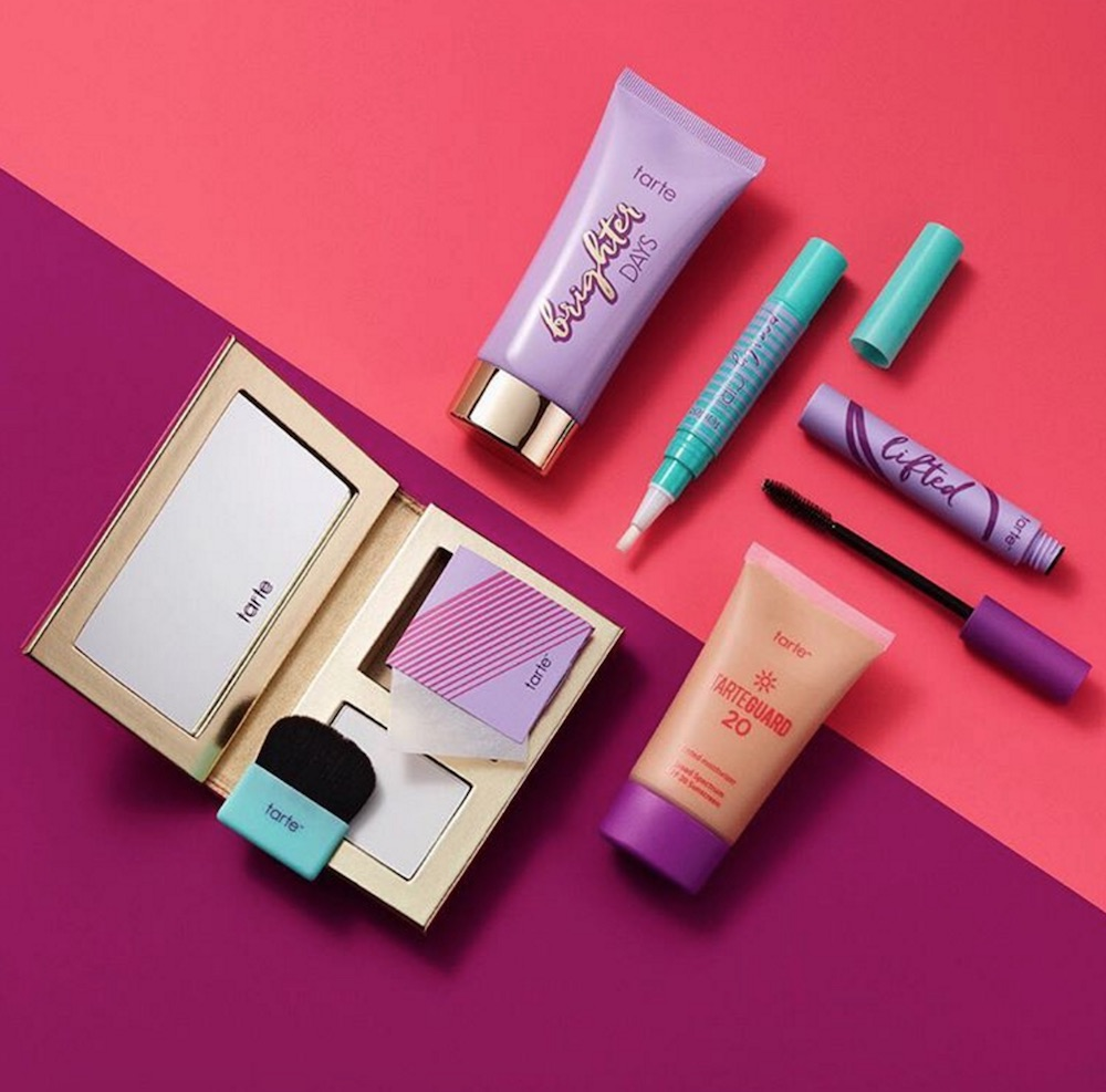 Tarte Athleisure Line for the Fitness Girl