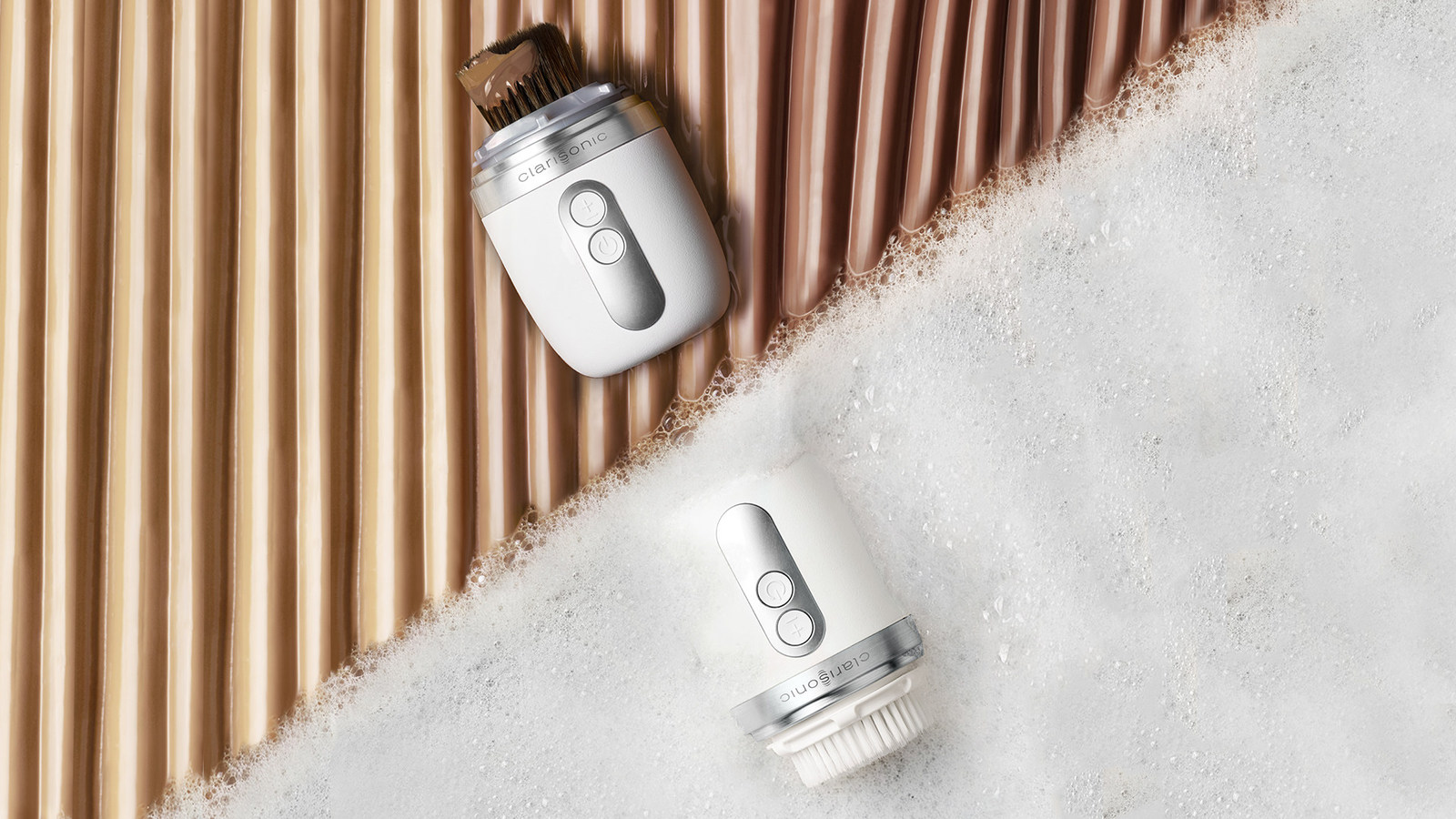 Clarisonic new foundation brush