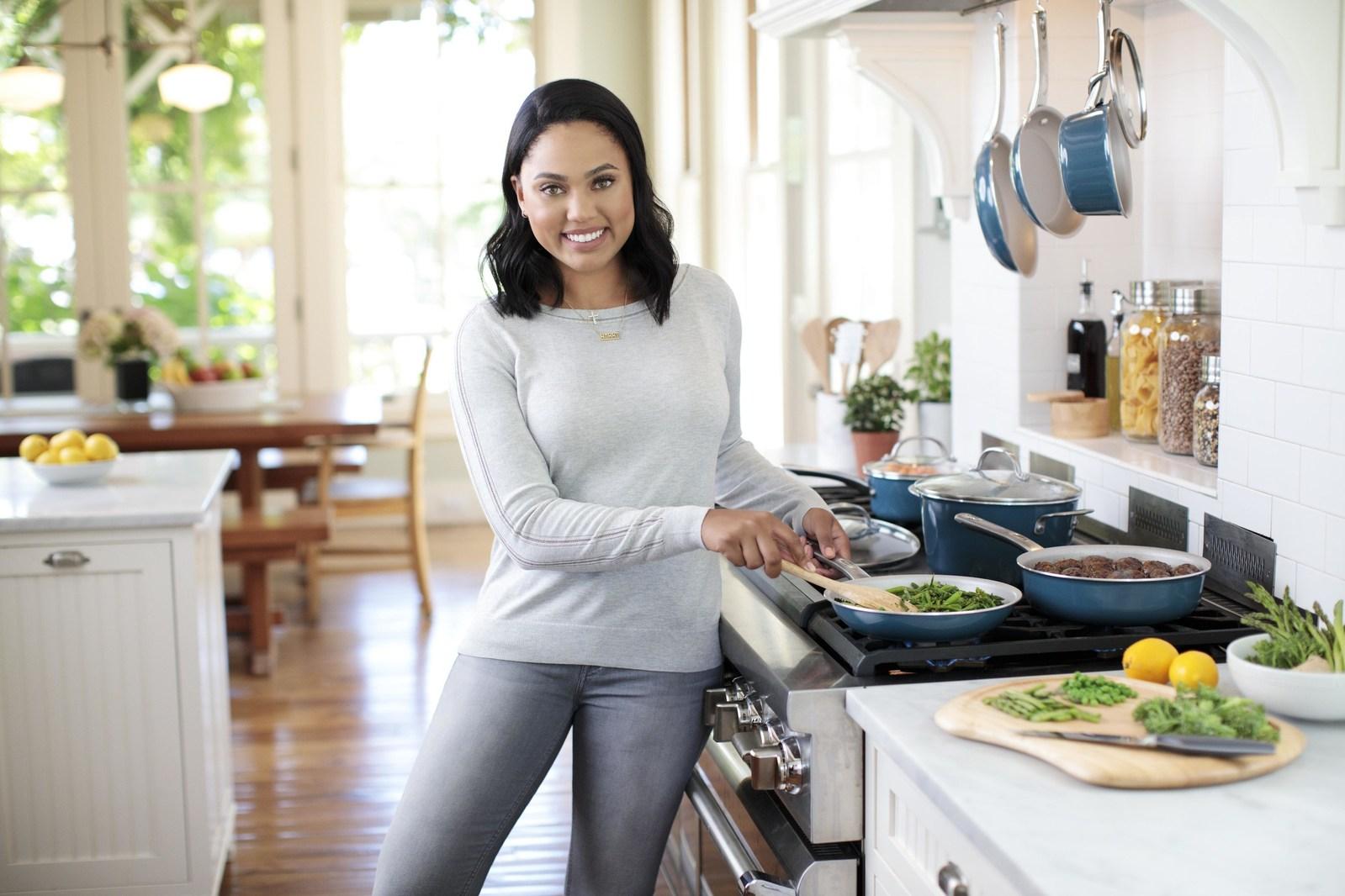 Ayesha Curry Gets Kitchenware Brand