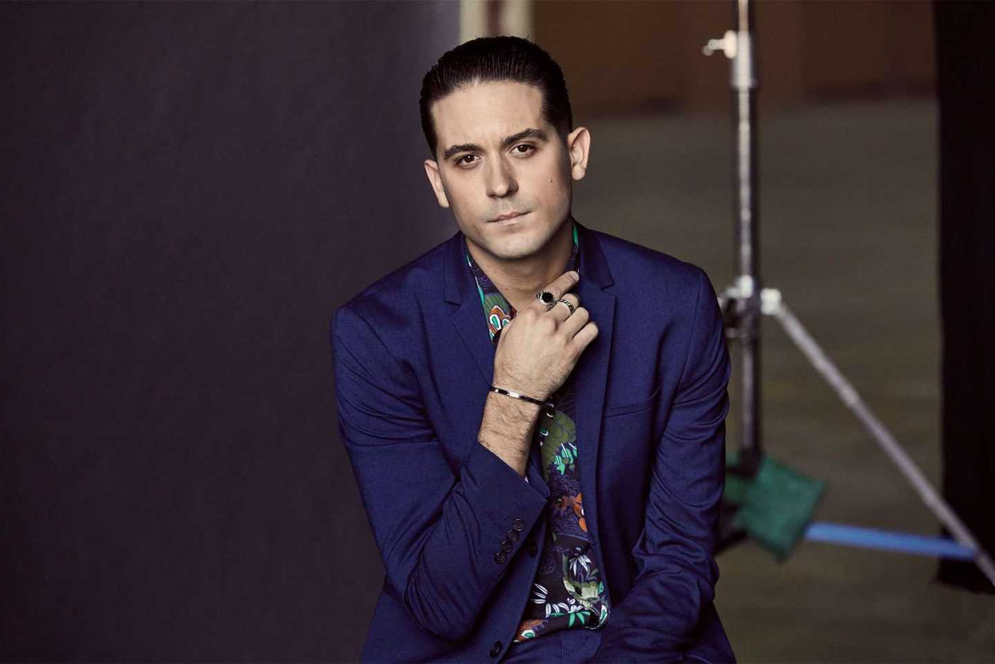 New Menswear Collaboration: G-EAZY X H&M