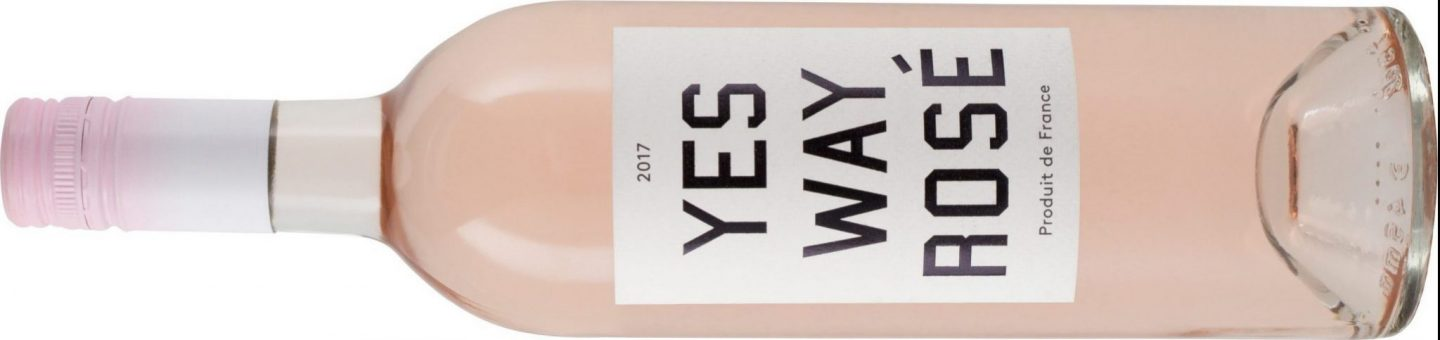 Yes Way Rosé Available Now at Target