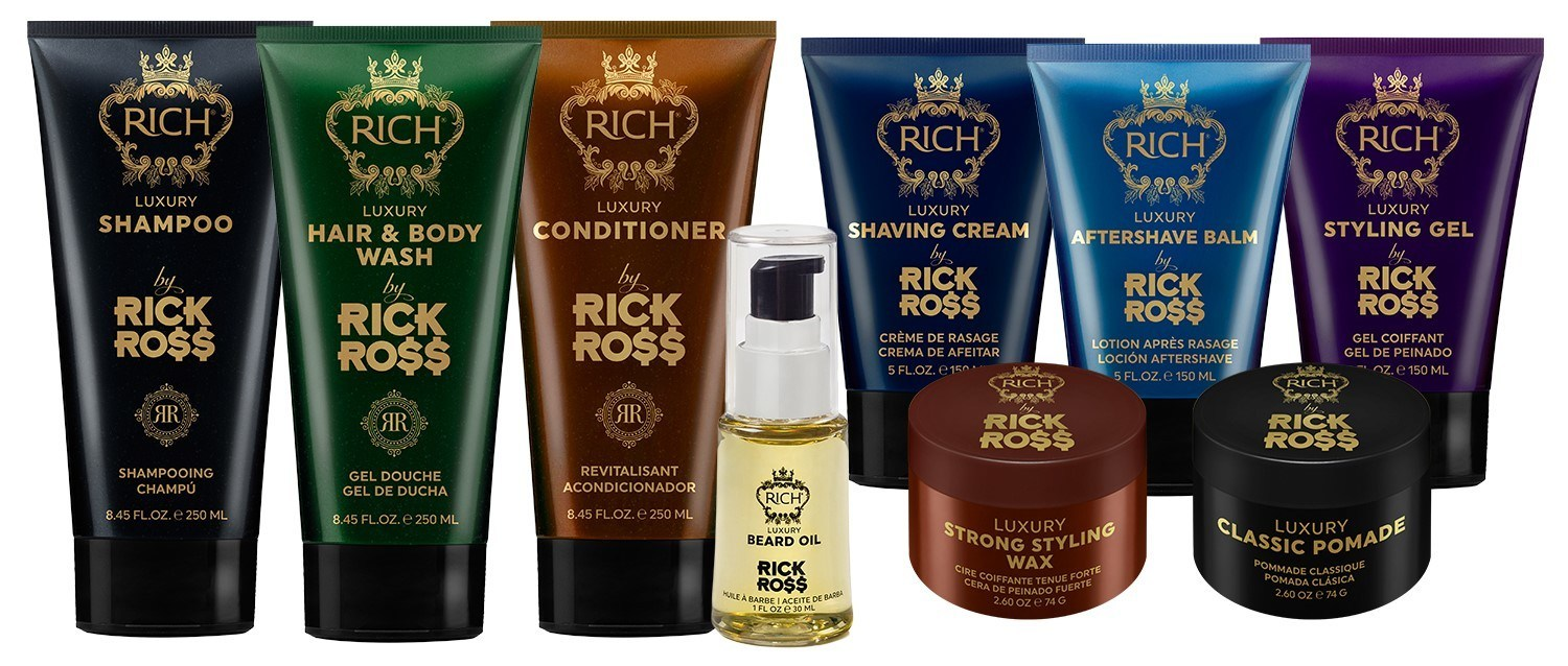 RICH by Rick Ross Products