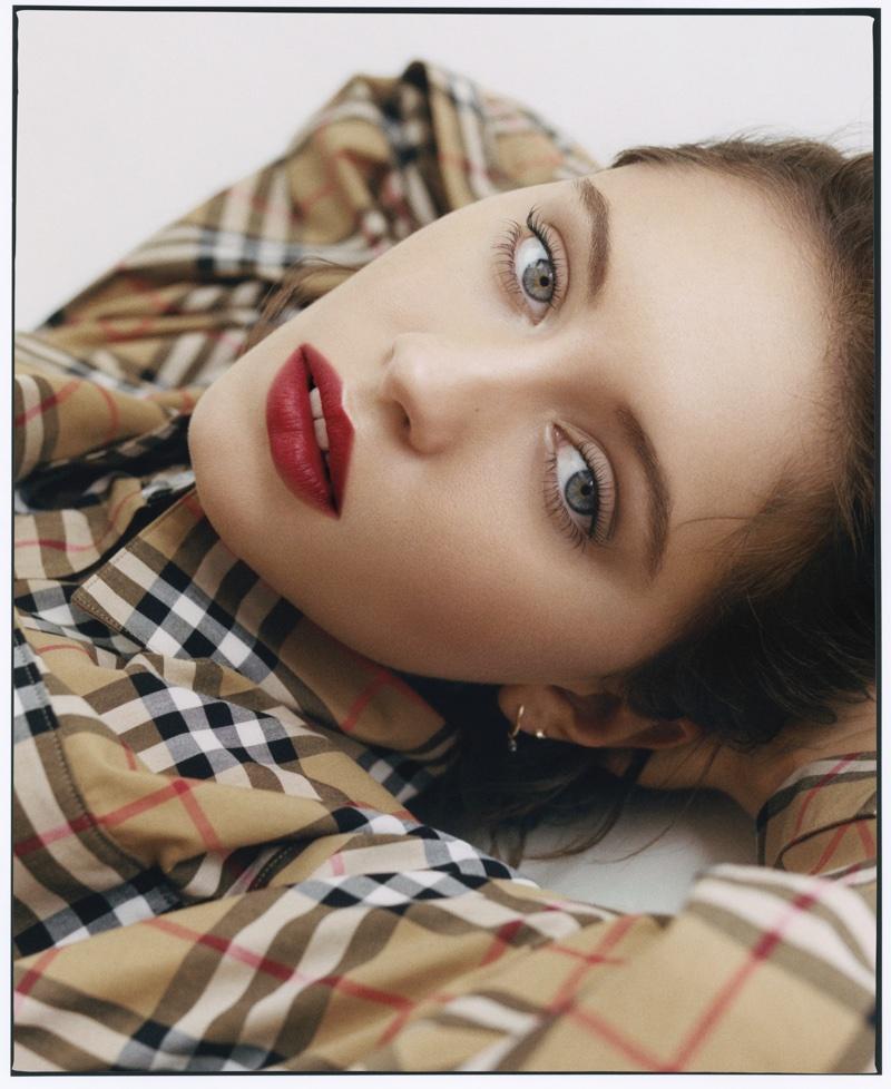 Burberry Releases New Velvet Lip Crush